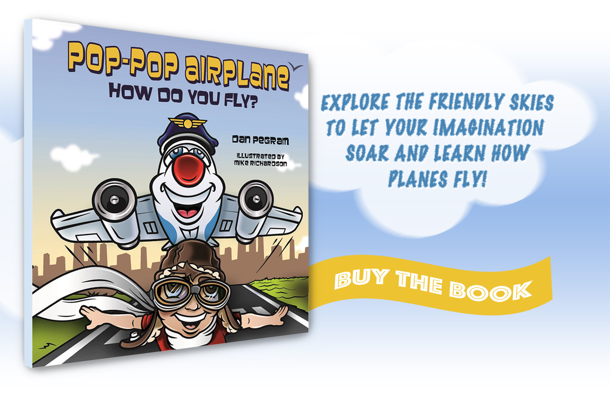Pop Pop Airplane, How Do You Fly?